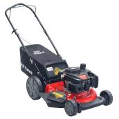 Craftsman 3-in-1 Gas Push Lawn Mower - 159 cc - Steel - Red