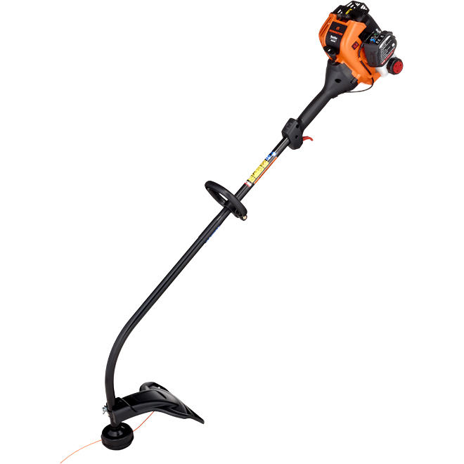 Remington Curved-Shaft String Trimmer - Gas - 16-in - 25 CC, 2-cycle