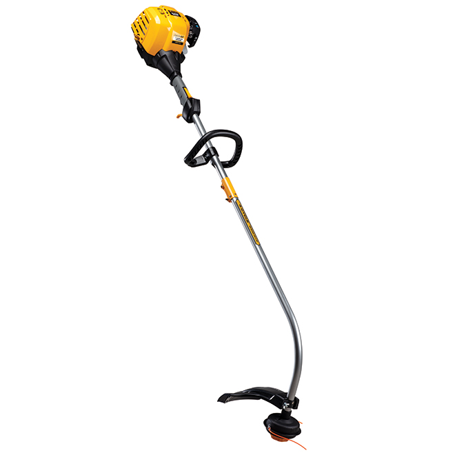 Curved-Shaft String Trimmer - Gas - 17-in - 25cc - 4-Cycle