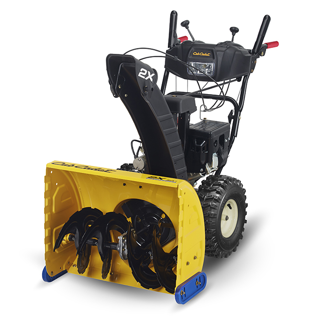 "Souffleuse à neige 2 phases Cub Cadet(MD), 24"", 208 cc"