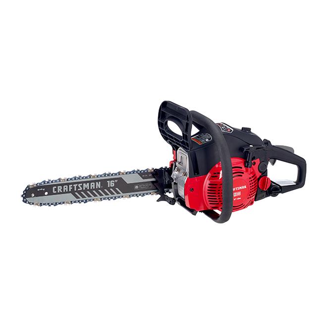 "Craftsman® S230 Gas Chainsaw - 42 cc - 16"""