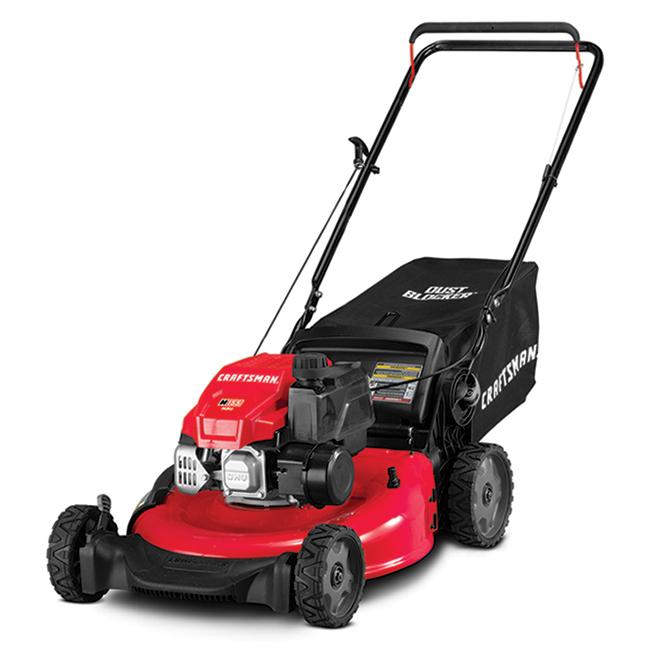 Craftsman(R) - Pushed Gas Lawn Mower - 149 cc - 21''