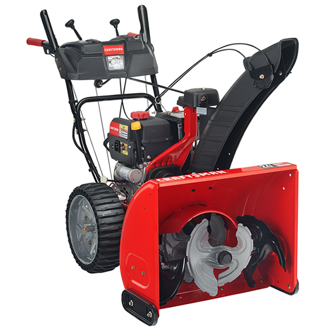 Craftsman 31AH6FPI593 3-Stage Snow Blower with 272 CC Engine - 24-in