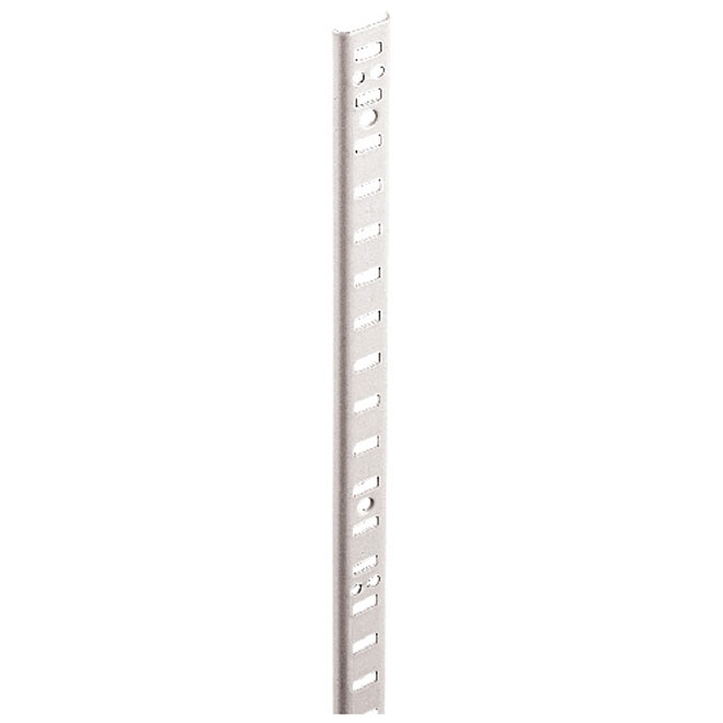 """Steel Pilaster - 60"""" - Zinc"""
