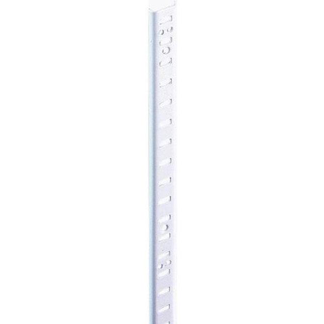 """Steel Pilaster - 60"""" - White"""