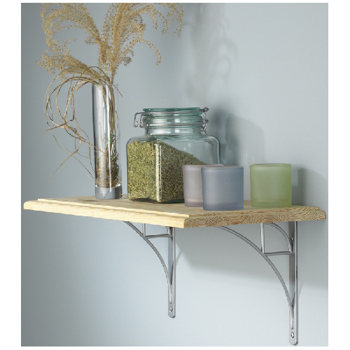 """Oak Park"" Decorative Shelf Bracket"