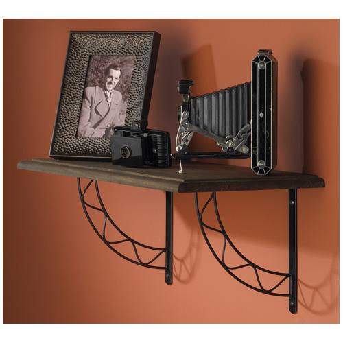 """Stockton"" Decorative Shelf Bracket"