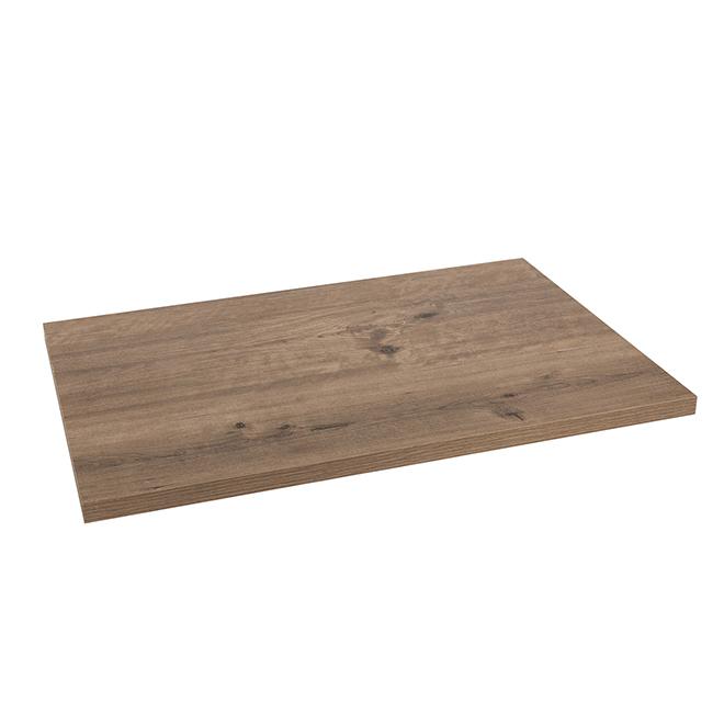 """Wooden Shelf - 16"""" x 23"""" - Driftwood"""