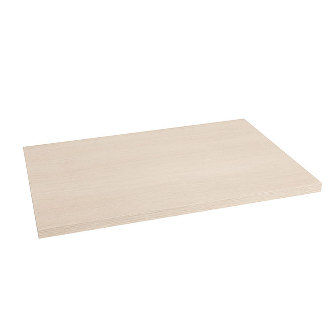 "Wooden Shelf - 16"" x 23"" - White Oak"