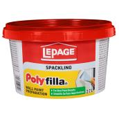 LePage Polyfilla Wall Paint Preparation Compound - 2.7 L