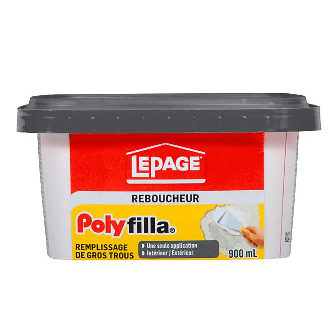 Composé pour gros trous Polyfilla LePage, 900 ml