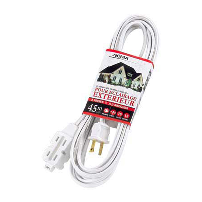 Extension Cord - 14-Ft. Outdoor Extension Cord