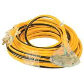 Extension cord - 120V - 15m.(49.2')