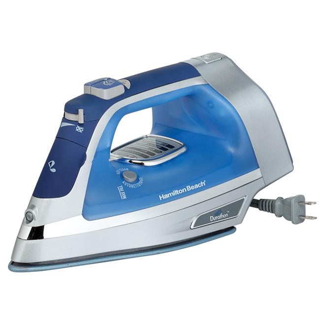 Durathon™ Electronic Iron - Blue