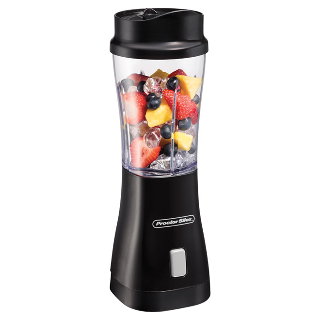Single-Serve Blender - Black - 14 oz