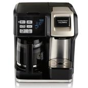 FlexBrew(R) Two-Way Coffee Maker - Black