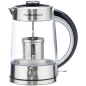 Glass Kettle with Tea Infuser - 1.7 L - 1500 W