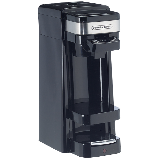 2-Way Coffeemaker - 414 mL - Black/Stainless Steel
