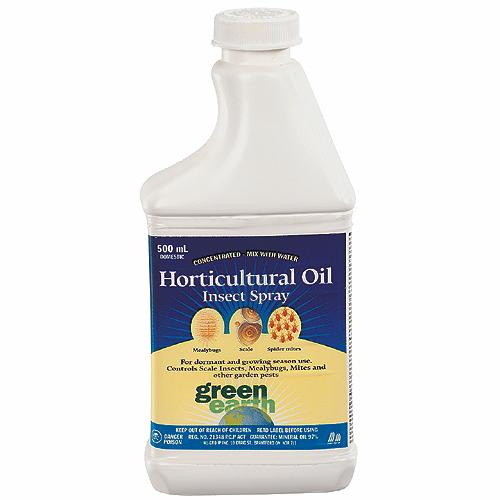 Oil - Horticultural Oil