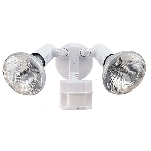 2-Light Halogen Weatherproof Lamp