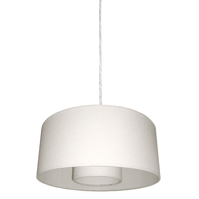1-Light Pendant Fixture