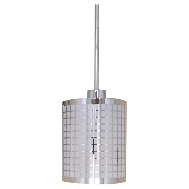 """Tisha"" 1-Light Pendant Light - 6,5"""