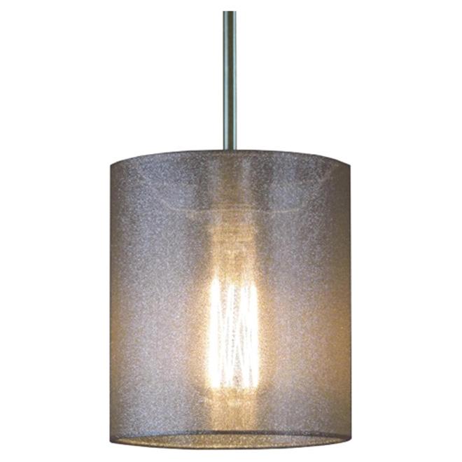 """Modena"" 1-Light Pendant Light - 6.3"""