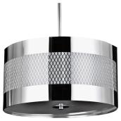 Pendant Light - 3 Lights - Neil - Chrome