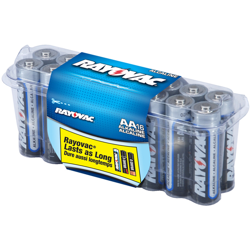 Batteries - AA Alkaline Batteries