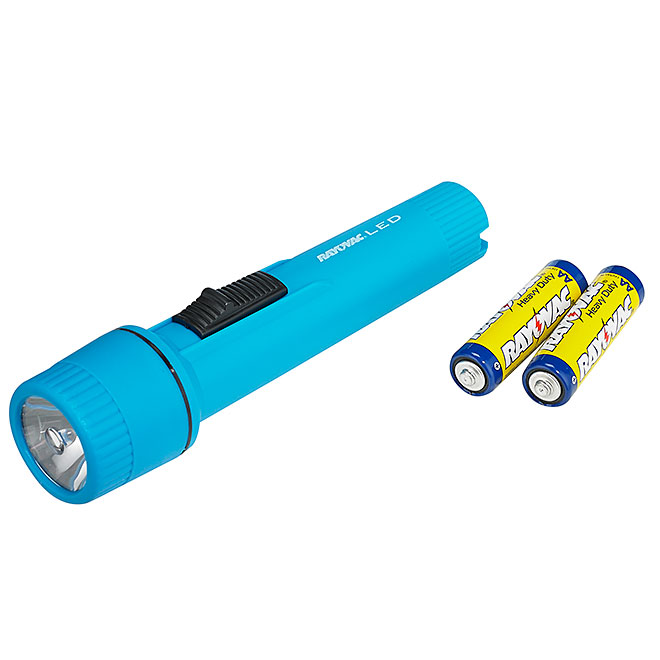 Pocket flashlight - Value Bright - Blue