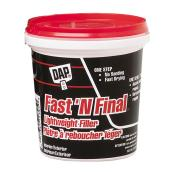 Fast'N Final(R) Lightweight Spackling - 473 ml - Off White