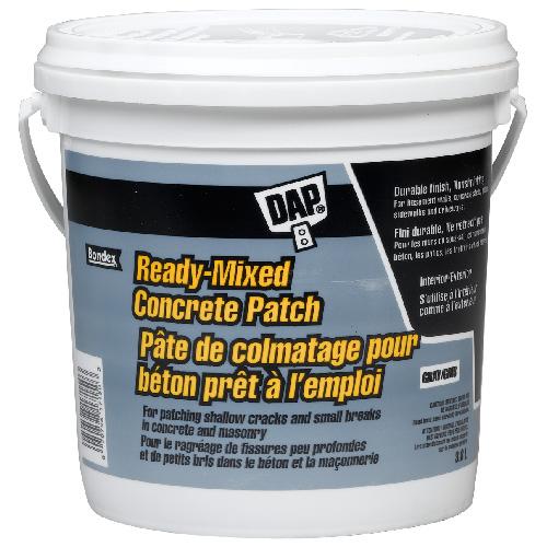 Ready-Mixed Concrete Patch - 3.8 Litres