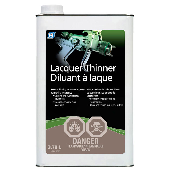 Thinner - Lacquer Thinner