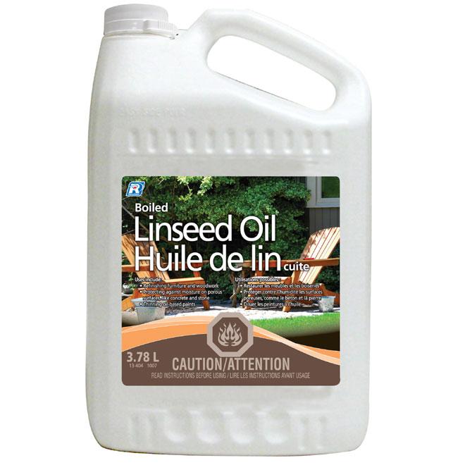 Oil - Linseed Oil