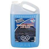 Turbo Power Winter Windshield Washer Fluid - 3.78 Litres