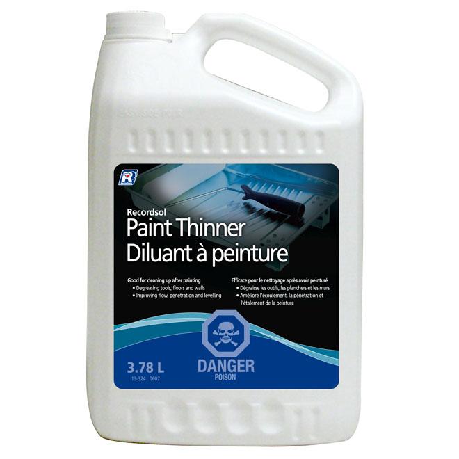 Paint thinner