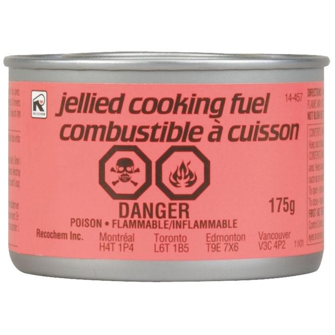 Cooking Gel Fuel