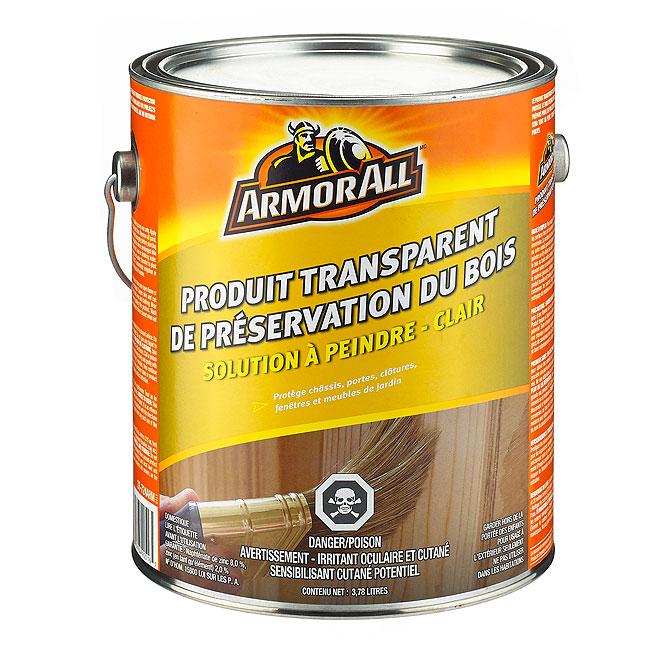 Préservatif pour bois