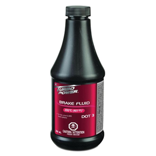 Liquide à freins, Dot 3, 350 ml