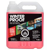 Winter Proof(TM) Water System Antifreeze - 9.46 L - Pink