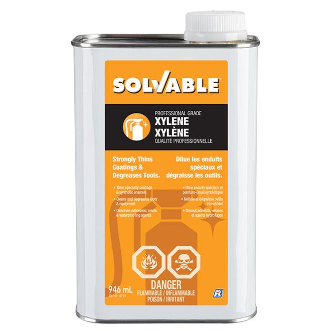 Solvable Xylene - Professional Quality - 946 mL