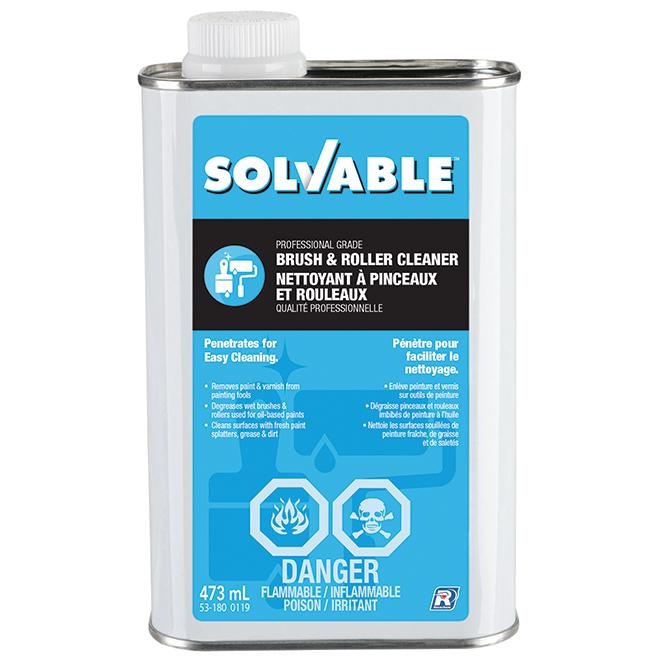 Solvable Brush and Roller Cleaner - 473 ml