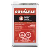 Solvable Toluene - Professional Grade - 3.78 L