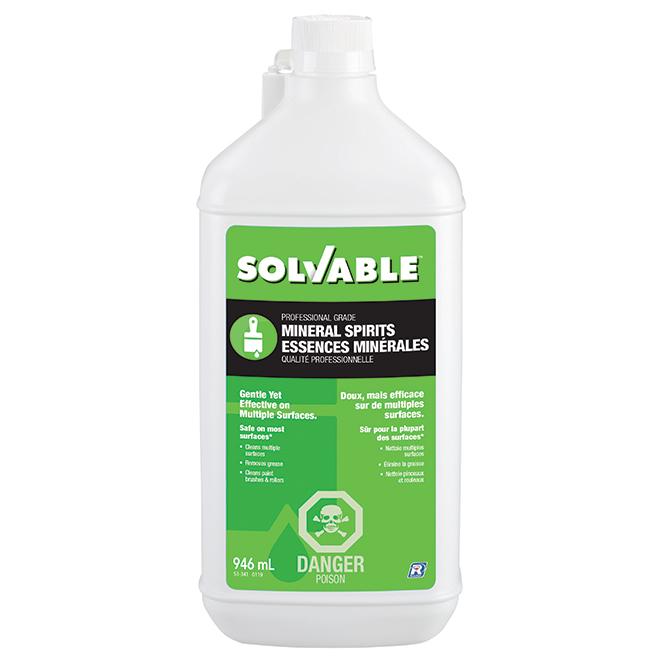 Solvable Mineral Spirits - 946 mL