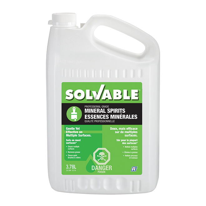 Solvable Mineral Spirits - 3.78 L