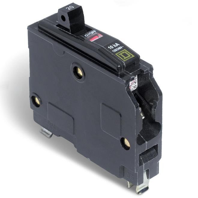 20-A 1P QO Circuit Breaker