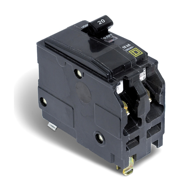 20-A 2P QO Circuit Breaker