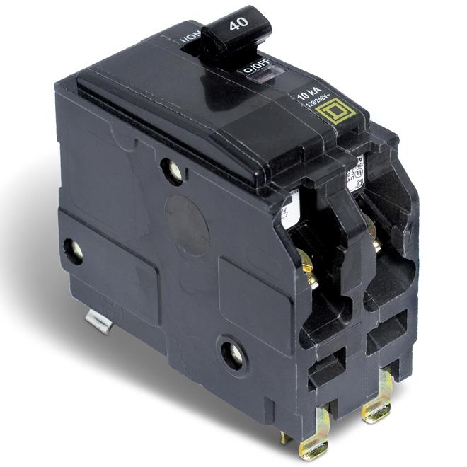 40-A 2P QO Circuit Breaker