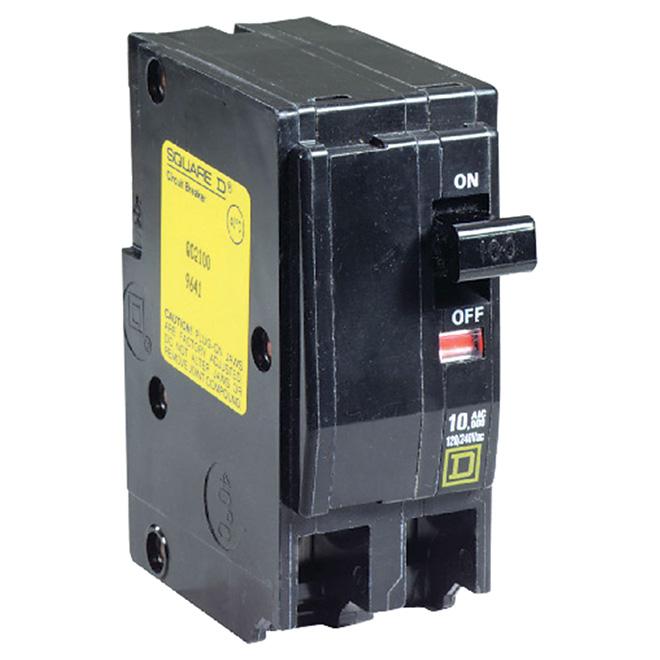 100A/2P QO Circuit Breaker