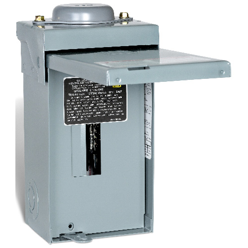 Load Center - Single Phase - 70A - 120/240 VCA